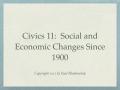 Civics 11 Presentation Video