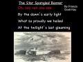 Star Spangled Banner Sing-along