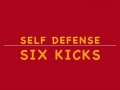 Centerville Jr. High Self Defense:  Five Kicks