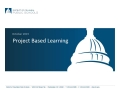 1st Grade - Project Based Learning