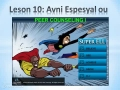 Lesson 10 Summary - Creole - Super ELL