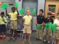 """15-16 Ms. Hanks' (Ms. Danley) 5th grade class """"March"""" from the Nutcracker by Tchaikovsky"""