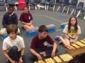 """15-16 Ms. Dickey's (Ms. Danley) 5th grade class """"Dream Ostinato"""""""