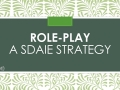 Role-Play: A SDAIE Strategy