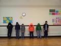 6th grade, hip hop, dance class, IAMS
