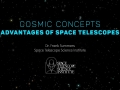 Cosmic Concepts - Space Telescopes