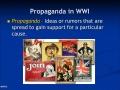 WWI Lecture part #3