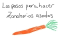 Como Hacer Las Zanahorias Asadas