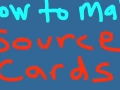 How to Make Source Cards