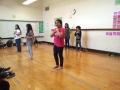 5th grade, contemporary, dance class, IAMS