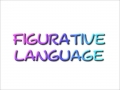 Review of 6 types of Figurative Language