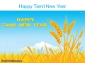 Happy Tamil New Year !!