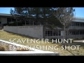 scavenger hunt meagan sullenger