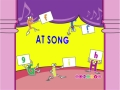 Short Vowel Word Families AT Song