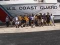 Visiting a Coast Guard Cutter