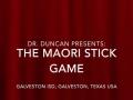 Mari Stick Game (Lummi Stick Game)