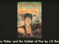 """""""Harry Potter and the Goblet of Fire"""" by J.K. Rowling"""