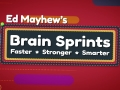Ed Mayhew's Brain Sprints - Math Lesson - Subtraction Ones