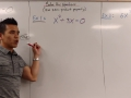 Algebra 1B Lesson 6 Solving Polynomial Equations in Factored Form_Part 2