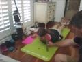 Fitness Assessment Video Trunk Lifts