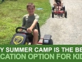 Why Summer Camp Is The Best Vacation Option For Kids