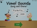 Vowel Sounds Song and Game™ - App Features