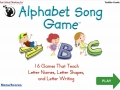 Alphabet Song Game™ - App Features