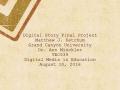 Digital Story Final Project