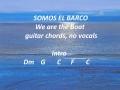 Somos El Barco (no vocals)