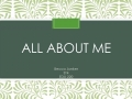 All about me movie