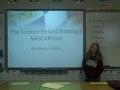 Science Behind Nascar