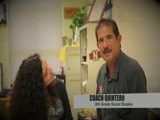 About Mr. Quintero