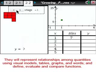 Growing Patterns [Math Nspired Preview Video]