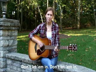 Don't Let Them In Anti-bullying PSA (Original song by Kathleen)1