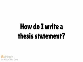 best definition thesis statement Here you can find the best thesis statement examples for essays about american dream tips how to write american dream essays are also given.