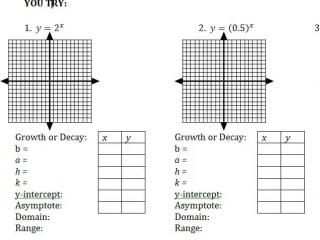 VIDEO 3- Graphing Help