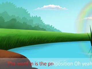 Prepositions Sing Along