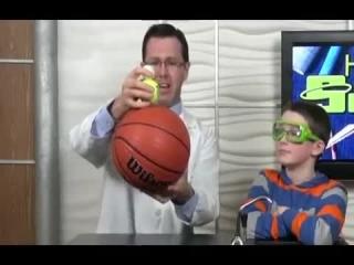 Rocket Balls - Energy Lesson for Kids
