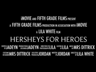 Hershey's for Heroes