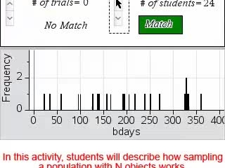 Birthday Problem [Math Nspired Preview Video]