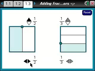 Adding Fractions with Unlike Denominators [TI Building Concepts Preview Video]