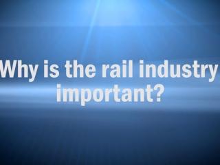 FAST FORWARD: Rail