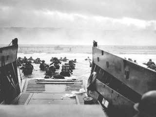 D-Day; Memory of the Fallen - Chapter 1