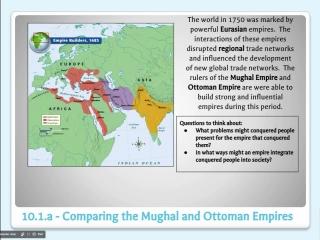 comparing empires