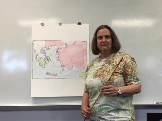 Geograpy Map Rap- Ancient Greece