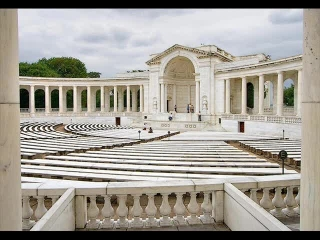 Memorial Amphitheater Photos - Arlington National Cemetery
