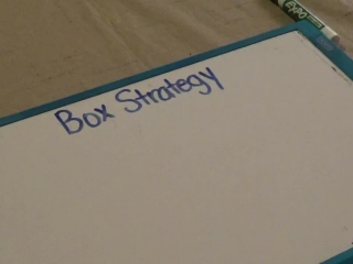 Multiplying Using the Box Strategy