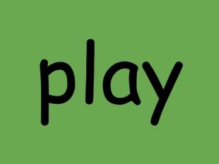 SW play
