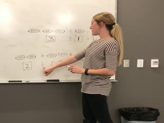 Lesson over K.OA.A.1 - Addition