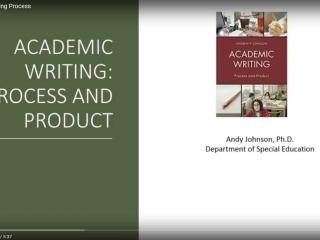 Writing And Writing Instruction